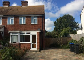 Thumbnail 3 bed semi-detached house for sale in Arlington Gardens, Margate