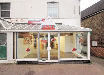 Thumbnail Retail premises to let in Cheam Common Road, Old Malden, Worcester Park