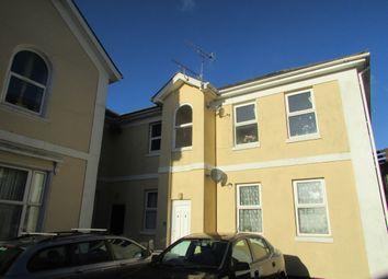 Thumbnail 1 bedroom flat to rent in Thurlow Road, Torquay