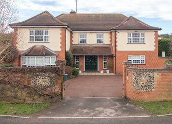 Thumbnail 5 bed detached house for sale in Strethall Road, Littlebury, Nr Saffron Walden, Essex