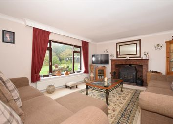 Thumbnail 3 bed detached bungalow for sale in Fairbourne Lane, Harrietsham, Maidstone, Kent