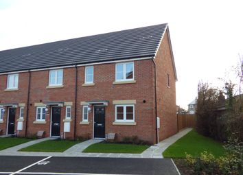 Thumbnail 3 bedroom end terrace house to rent in Jutland Avenue, Swindon