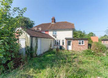 Thumbnail 3 bed semi-detached house for sale in East View, Raynham Road, Hempton, Fakenham