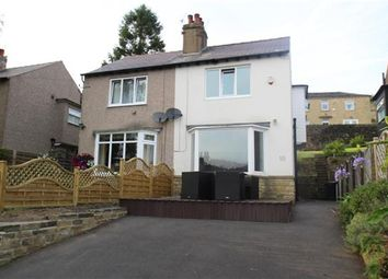 Thumbnail 2 bed semi-detached house for sale in Sunnybank Crescent, Greetland, Halifax
