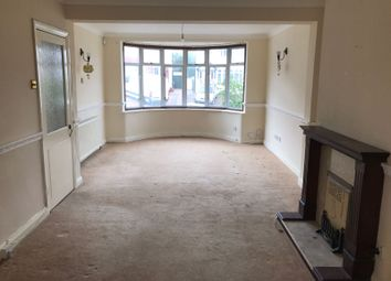 Thumbnail 3 bed semi-detached house to rent in Kirkland Avenue, Ilford