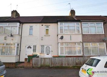 Thumbnail 3 bedroom terraced house to rent in Grantham Road, Manor Park