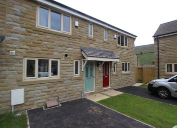 Thumbnail 3 bed terraced house to rent in Perseverance Place, Holmfirth