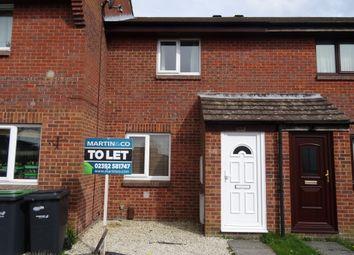 Thumbnail 2 bedroom terraced house to rent in Queens Road, Gosport