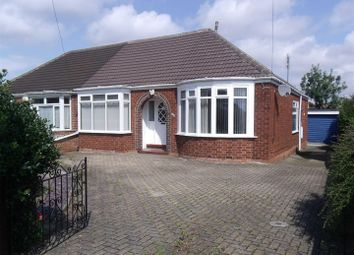 Thumbnail 3 bed bungalow to rent in Sutton Road, Hull