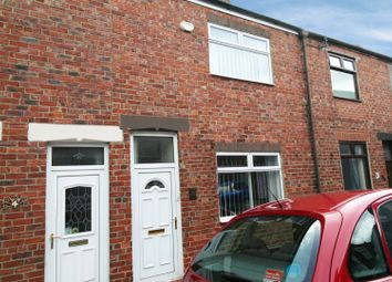 2 bed terraced house for sale in Temperance Avenue, Shildon, Durham DL4