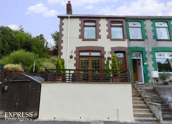 Thumbnail 3 bed end terrace house for sale in Norton Terrace, Glyncorrwg, Port Talbot, West Glamorgan
