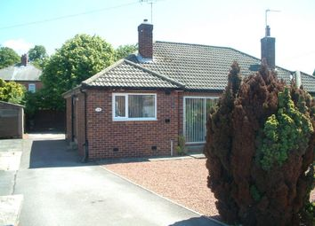 Thumbnail 2 bed bungalow to rent in Crossways Drive, Harrogate