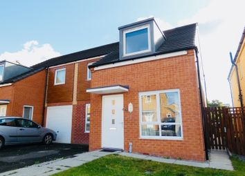 Thumbnail 5 bed semi-detached house to rent in Metcombe Way, Manchester