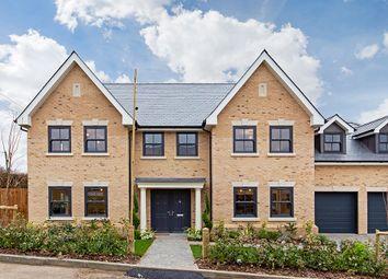 Thumbnail 5 bed detached house for sale in Farnham Road, Bishop's Stortford