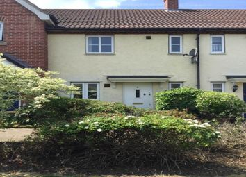 Thumbnail 2 bed terraced house to rent in Parr Road, Haverhill, Suffolk
