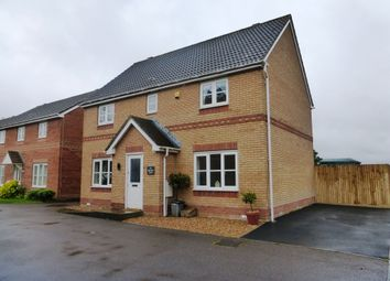 Thumbnail 4 bedroom detached house for sale in Harrison Drive, St. Mellons, Cardiff
