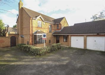 Thumbnail 4 bed detached house to rent in Grace Avenue, Oldbrook, Milton Keynes