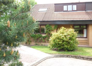 Thumbnail 3 bed semi-detached house for sale in Station Road, Roslin