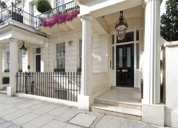 West Halkin Street, London SW1X. 4 bed flat