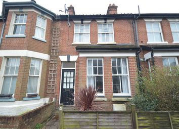 Thumbnail 3 bed terraced house for sale in Trafford Road, Norwich