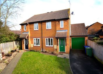Thumbnail 2 bedroom semi-detached house to rent in Plessey Close, Towcester