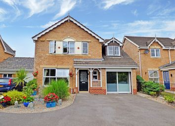 Thumbnail 5 bed detached house for sale in Amey Gardens, Totton
