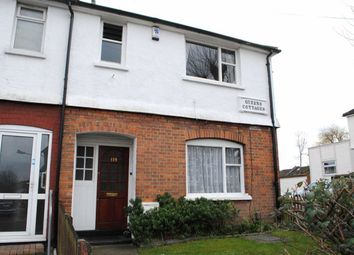 Thumbnail 3 bed end terrace house to rent in Squires Lane, Finchley, London