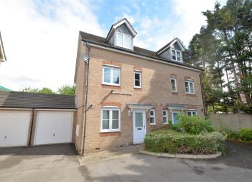 Thumbnail 4 bed town house to rent in Nine Acres Close, Hayes