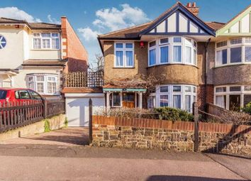 Thumbnail 3 bed semi-detached house for sale in Woodford, Green, Essex