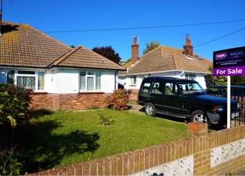 Thumbnail 2 bed semi-detached bungalow for sale in Florence Road, Walton On The Naze