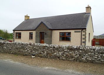 Thumbnail 3 bed detached bungalow for sale in Main Street, Reay, By Thurso