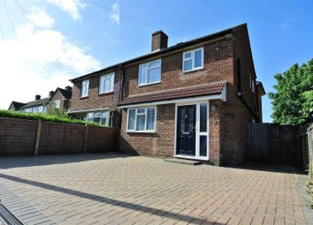 Thumbnail 3 bed property for sale in Fairway, Chertsey
