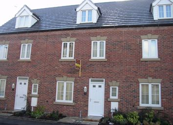 Thumbnail 4 bed terraced house to rent in Denbigh Avenue, Worksop, Nottinghamshire
