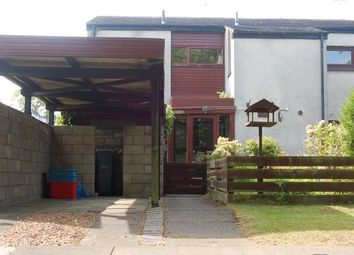 Thumbnail 3 bed end terrace house to rent in Scotstoun Park, South Queensferry