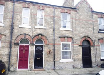 Thumbnail 3 bed terraced house for sale in Abbey Street, Clifton Green, York