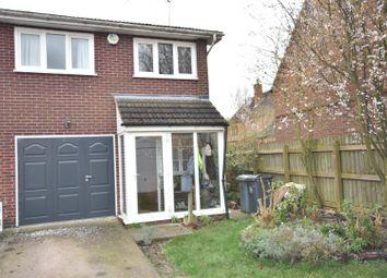 Thumbnail 3 bed semi-detached house for sale in Welbournes Lane, Long Bennington, Newark