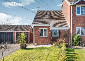 Thumbnail 1 bed end terrace house for sale in Brecon Close, Chandlers Ford, Eastleigh