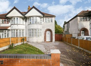 3 bed semi-detached house for sale in Ward Road, Goldthorn Hill, Wolverhampton WV4