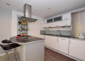Thumbnail 1 bedroom flat for sale in Throwley Way, Sutton, Surrey