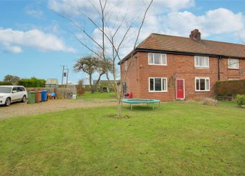 Thumbnail 4 bed end terrace house for sale in South Avenue, Lund, Driffield, East Yorkshire