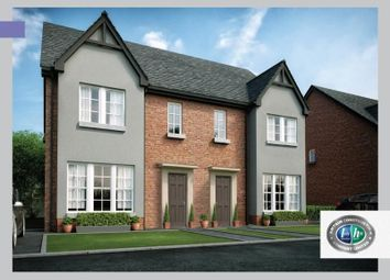 Thumbnail 3 bedroom semi-detached house for sale in Drumford Meadow, Kernan Hill Road, Portadown