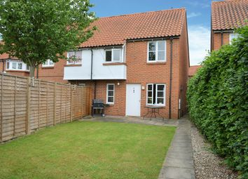 Thumbnail 2 bedroom semi-detached house for sale in Conifer Close, New Earswick, York