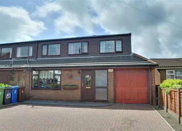 Thumbnail 4 bedroom semi-detached house for sale in Wigan Road, Leigh, Lancashire