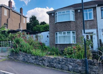 Thumbnail 3 bedroom semi-detached house for sale in Kennion Road, St. George, Bristol