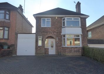 Thumbnail 3 bed detached house for sale in Senneleys Park Road, Birmingham