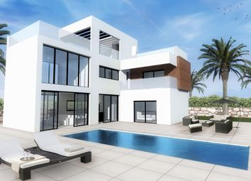 Thumbnail 3 bed villa for sale in Finestrat, Costa Blanca, Spain