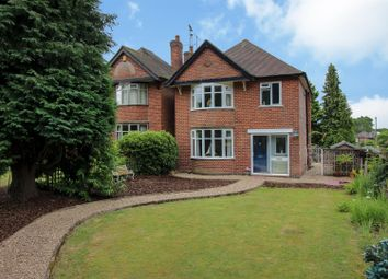 Thumbnail 3 bed detached house for sale in Ilkeston Road, Bramcote, Nottingham