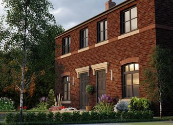 Thumbnail 3 bed semi-detached house for sale in Plot 5, Monk Dale, Riverside, Driffield