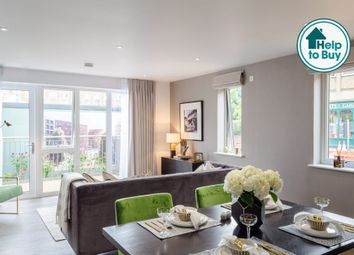 Thumbnail 3 bed flat for sale in Garden Place, York