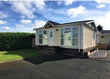 Thumbnail 2 bed mobile/park home for sale in Hordern Park, Wolverhampton